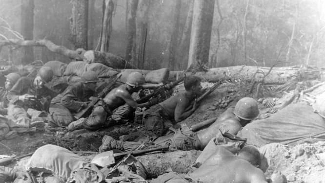 Lữ đoàn đổ bộ đường không Mỹ 173 dưới làn mưa đạn của Quân Giải Phóng
