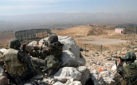 Các chiến binh Hezbollah trên chiến trường Qalamoun