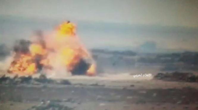 Quân đội Syria thiêu hủy xe chở dầu IS