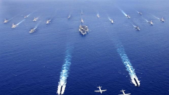 Cụm tàu sân bay tấn công chủ lực CSG