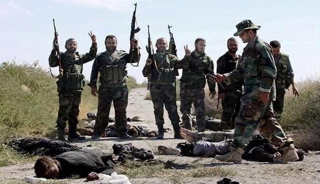 Các tay súng Hồi giáo cực đoan bị tiêu diệt trên cao nguyên Golan