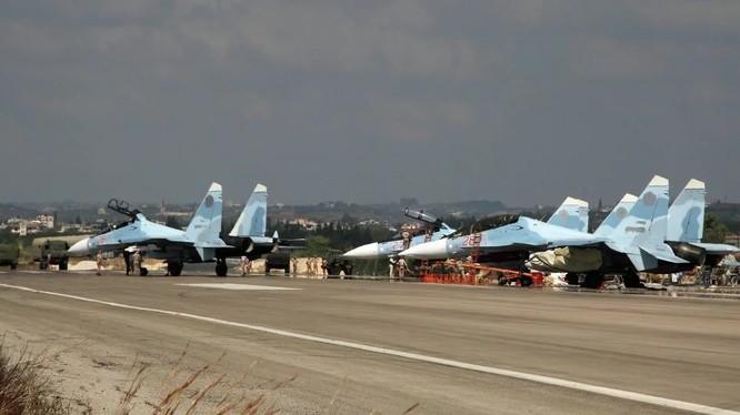 Không quân Nga (ảnh minh họa)