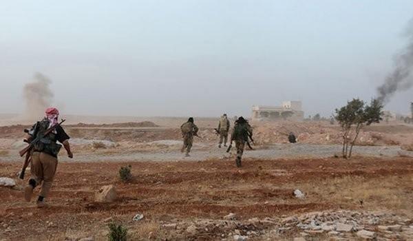 Lực lượng chiến binh Hồi giáo cực đoan tấn công ở Hama