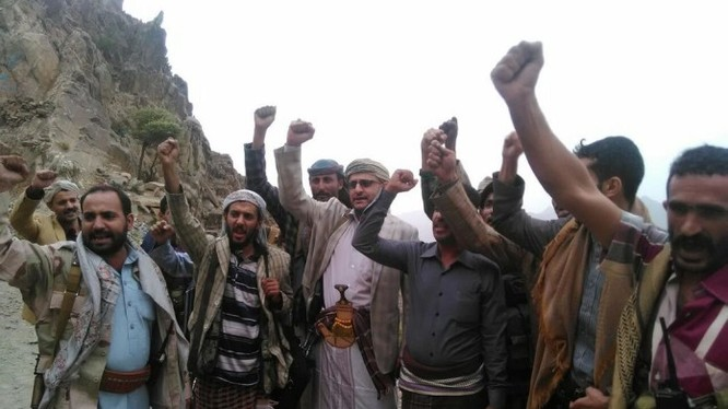 Những chiến binh phong trao Houthi