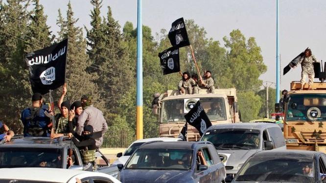 Lực lượng IS ở Aleppo
