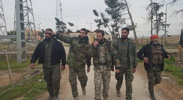 Lực lượng binh sĩ quân tình nguyện Palestine