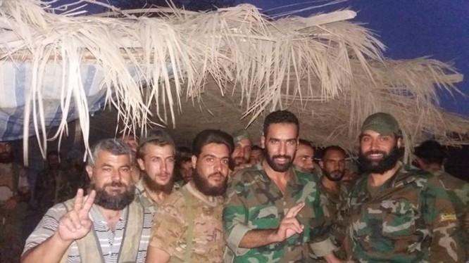 Binh sĩ lực lượng đặc nhiệm Qassem