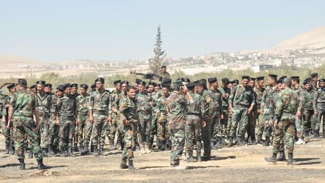 Lực lượng tình nguyện Lá chắn Qalamoun