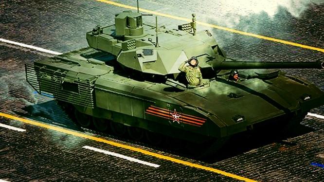 Xe tăng Armata