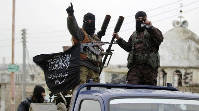 Lực lượng Hồi giáo cực đoan Al Qaeda - Syria