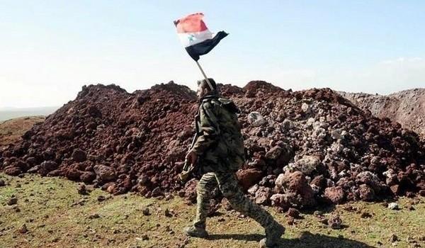 Quân đội Syria giành thắng lợi trên chiến trường Aleppo
