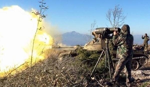 Quân đội Syria và lực lượng Hezbollah tân công khu vực phía Nam Aleppo