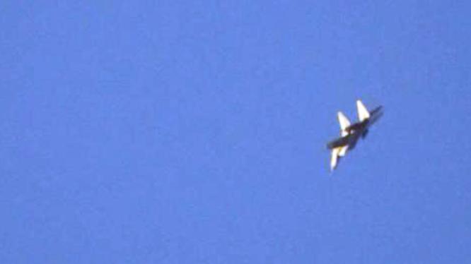 Su-34 không quân Nga trên chiến trường Syria