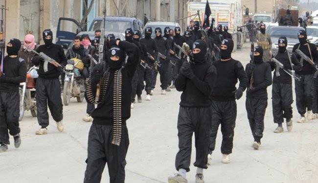 Nhóm chiến binh khủng bố IS