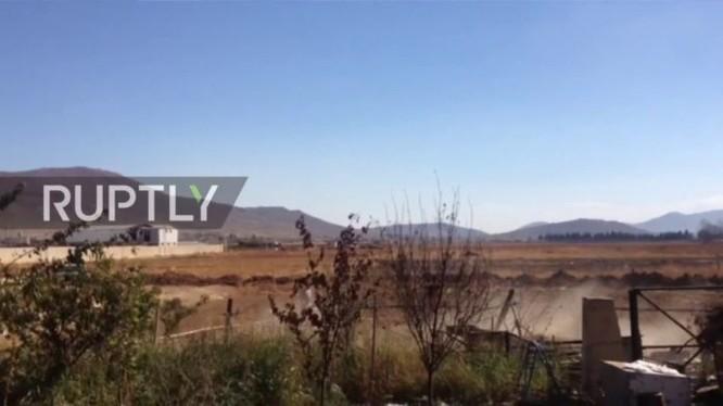 Quân đội Syria triển khai tấn công vùng Tây Ghouta