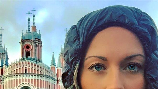Cassie de Pecol, cô gái Mỹ đi du lích khắp châu lục và các quốc gia trên hành tinh