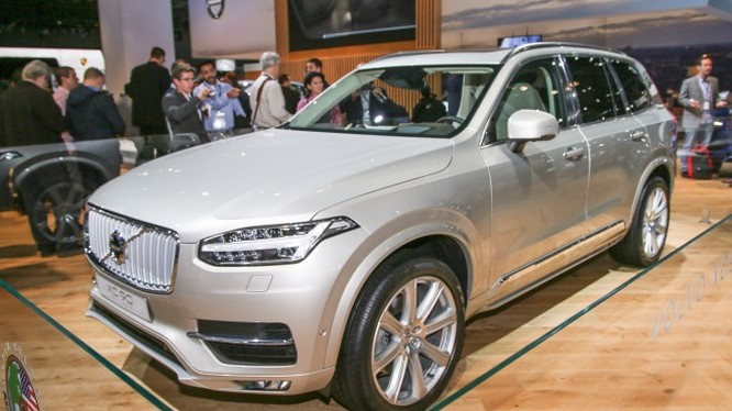 Xe S90 Excellence sản xuất tại Trung Quốc