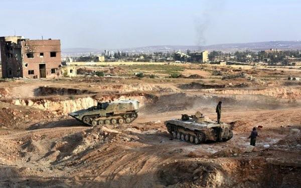 Chiến trường Aleppo sau cuộc chiến