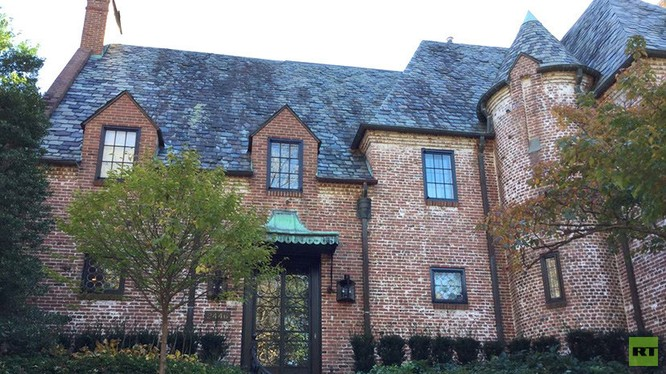 Ngôi biệt thự mà theo RT, có thể tổng thống Obama sẽ thuê