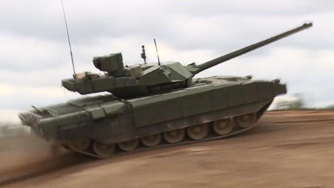 Siêu tăng Armata T-14, một thời đại mới của chiến tranh bắt đầu