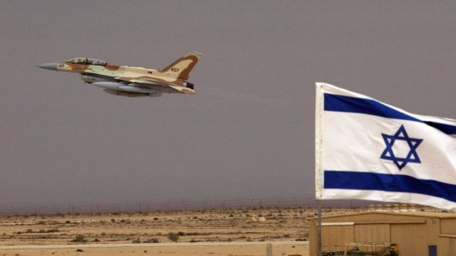 Máy bay chiến đấu của Israel (ảnh minh họa)