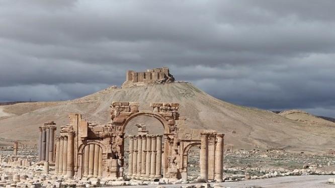 Thành phố Palmyra (ảnh minh họa)