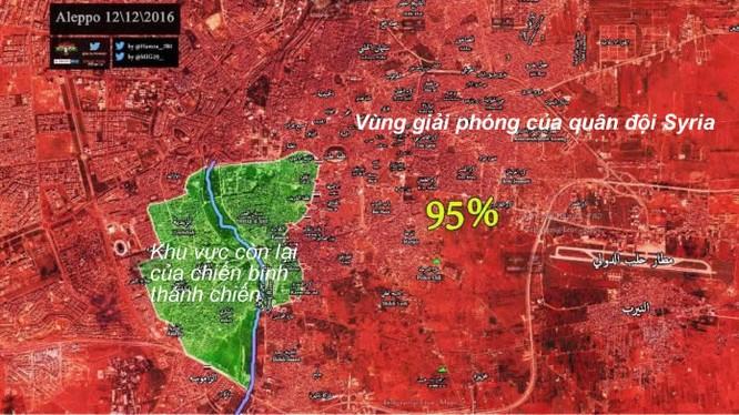 Quân đội Syria đánh chiếm Quận Sheikh Sa'eed