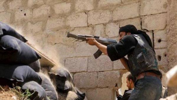 Chiến binh Hồi giáo cực đoan ở Aleppo