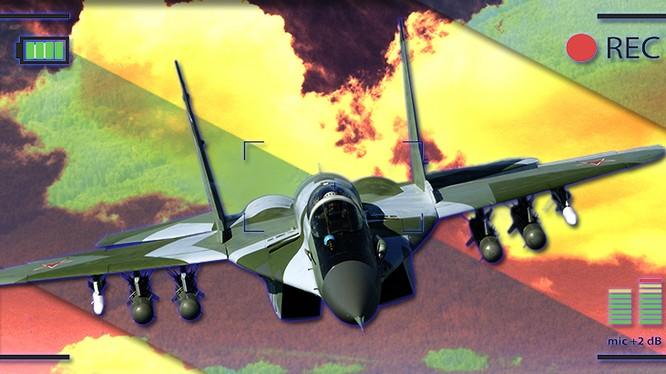 MiG - 29 (ảnh minh họa)