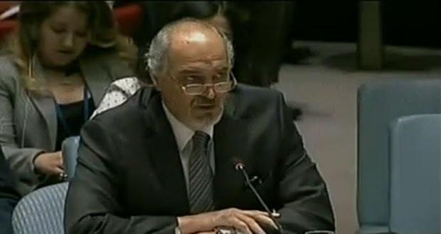 Đại sứ thường trực Syria tại Liên Hợp Quốc, Tiến sĩ Bashar Al-Ja'afari
