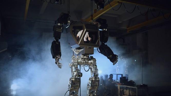 Robot có điều khiển Method -1