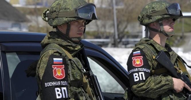 Quân cảnh Nga (ảnh minh họa)