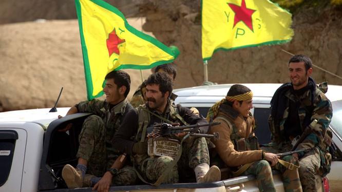 Lực lượng dân quân người Kurd YPG