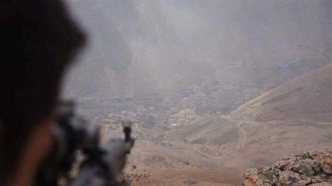 Quân đội Syria bắn phá ác liệt khu vực Wadi Barada ngoại ô Damascus