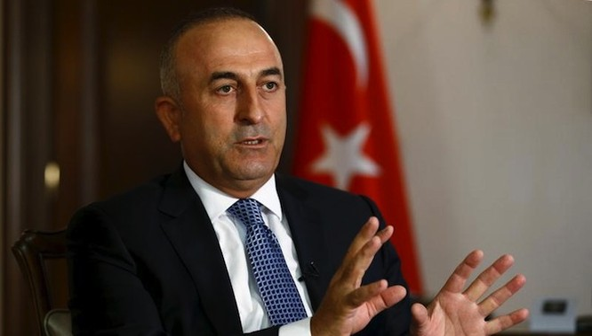 Ngoại trưởng Thổ Nhĩ Kỳ Mevlut Cavusoglu