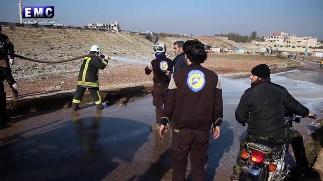 Một thủ lĩnh thánh chiến bị diệt trên địa phận tỉnh Idlib