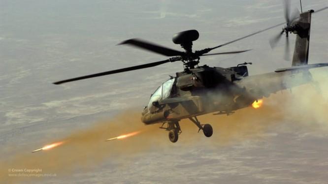 Trực thăng Mỹ tấn công (ảnh minh họa)