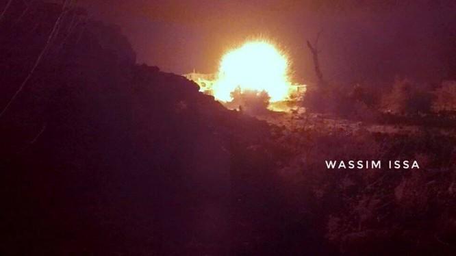 Binh sĩ Syria phá hủy sở chỉ huy của phiến quân ở Đông Ghouta
