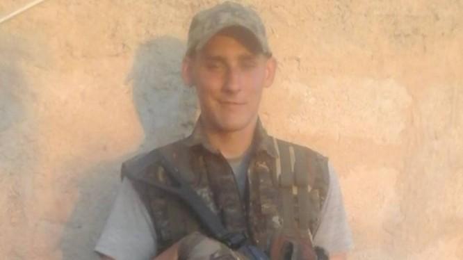 Ryan Lock, chiến binh tình nguyện người Anh trong lực lượng dân quân người Kurd