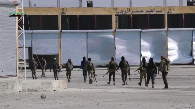 Lực lượng chiến binh FSA tấn công vào thành phố Al-Bab