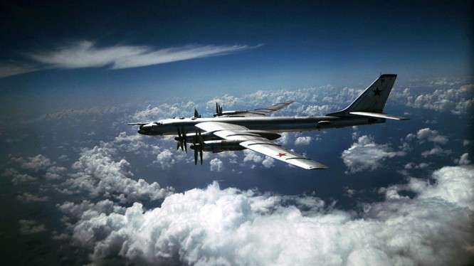 Máy bay ném bom chiến lược tầm xa Nga Tu-95MS