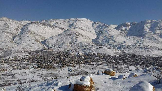 Khu vực biên giới Syria - Lebanon