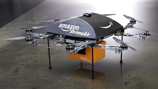 Giao hàng theo dự án Amazon Prime Air