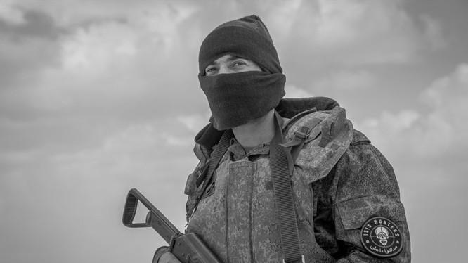 """Biệt kích đặc nhiệm Syria """"săn IS"""""""