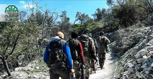 Lực lượng Hồi giáo cực đoan chuyển quân từ Thổ Nhĩ Kỳ vào Latakia, Syria