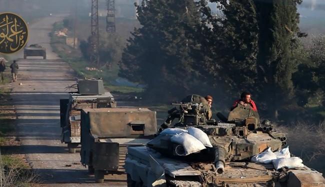 Chiến tuyến miền bắc Hama