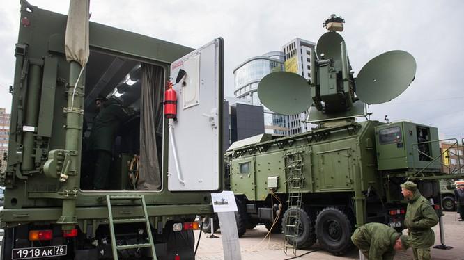 Các phương tiện tác chiến điện tử của quân đội Nga