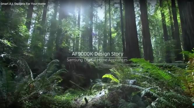 Thiết bị điều hòa nhiệt độ Samsung AF9000K