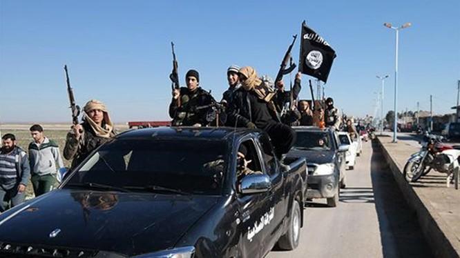 Lực lượng khủng bố IS