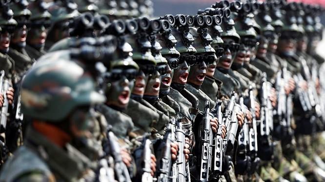 Lính đặc nhiệm Triều Tiên được trang bị rất đầy đủ